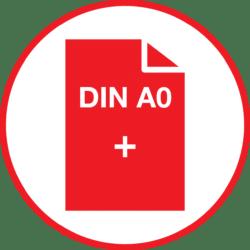 DIN A0 & Großformate
