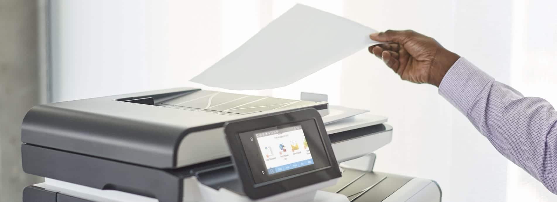 Der Einsatz vom richtigen Papier erhöht die Lebensdauer vom Drucker und Kopierer