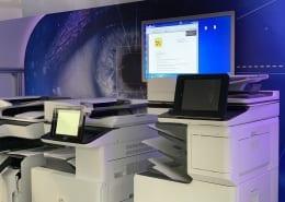 Das Portfolio von HP Kopierern erfüllt die hohen Ansprüche der Anwender