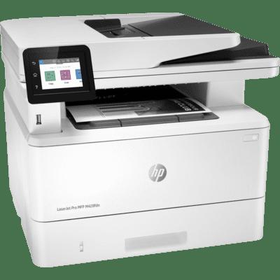 HP LaserJet Pro MFP M428fdn -rechts