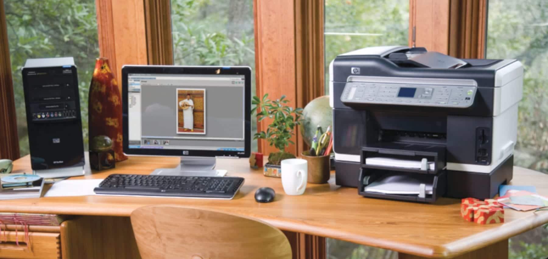 Viele Arbeitsplätze werden ins Homeoffice verlagert. tectonika bietet Drucker und Kopierer zum Mieten an.