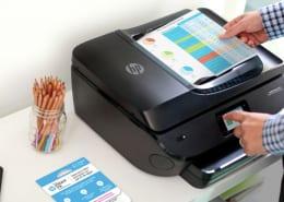 Wenn Sie einen Drucker oder Kopierer kaufen, achten Sie auf die Druckkosten.