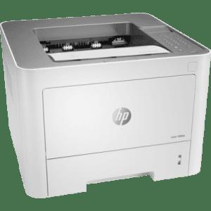 HP Laser 408dn - rechts
