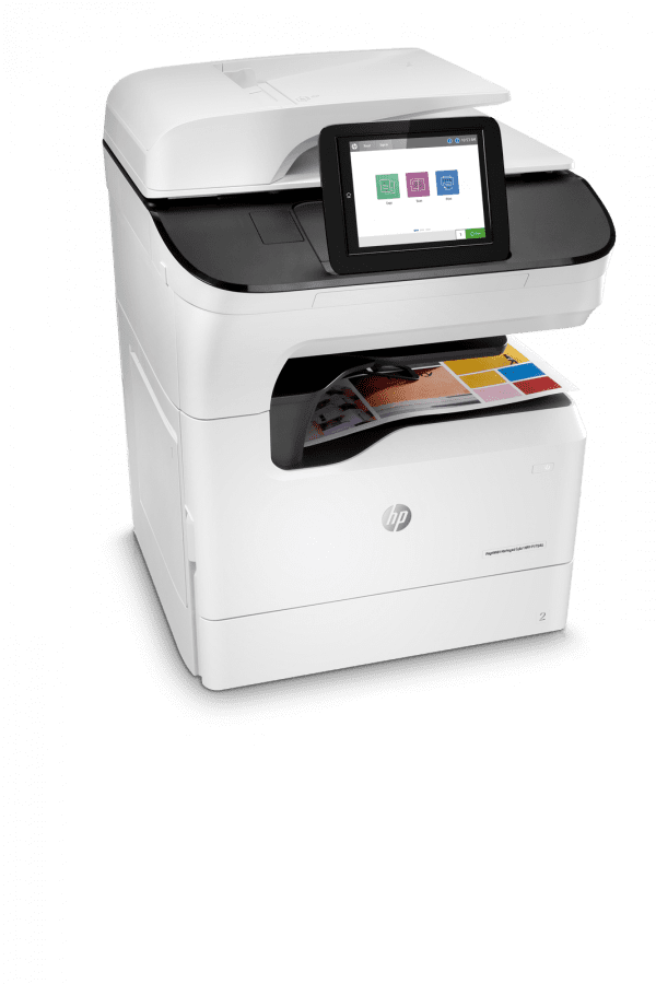 HP PageWide Managed Color MFP P77940dns - rechts