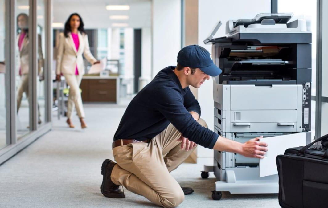 Die Reparatur und Wartung von Druckern und Kopierer gehären zu unserem Tagesgeschäft. Unsere Techniker sind qualifiziert und geschult, damit eine Reparatur oder Wartung an einem Drucker, Kopierer oder Plotter durchgeführt werden kann.