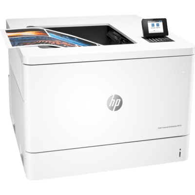 HP Color LaserJet Managed E75245dn - rechts