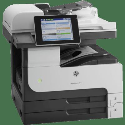 HP LaserJet Managed MFP M725dnm