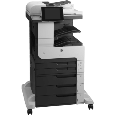 HP LaserJet Managed MFP M725zm