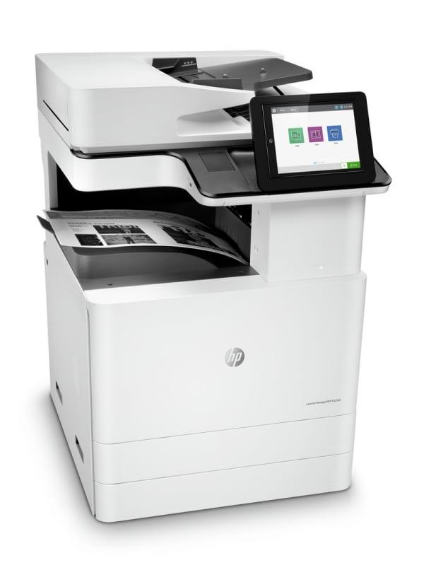 HP LaserJet Managed MFP E82550du