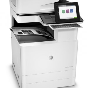 HP LaserJet Managed Flow MFP E82550du