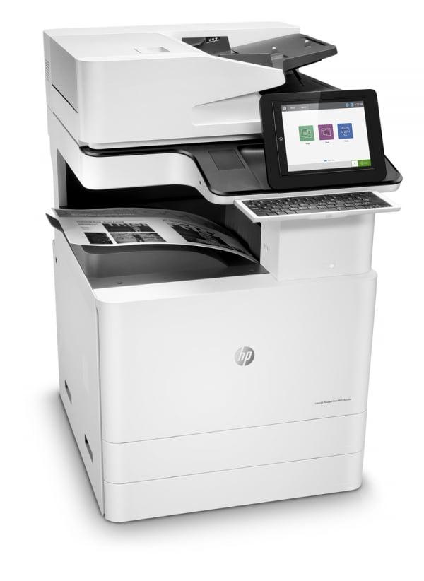 HP LaserJet Managed Flow MFP E82550du