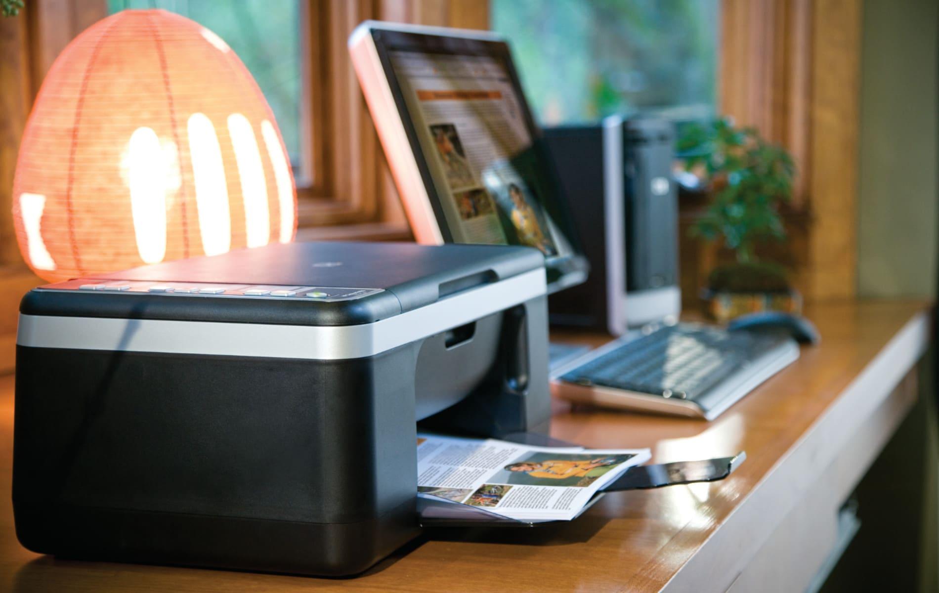 Selbst keine Drucker oder Kopierer verfügen mittlerweile über eine hohe Geschwindigkeit. Wie z.B. Geräte von HP.