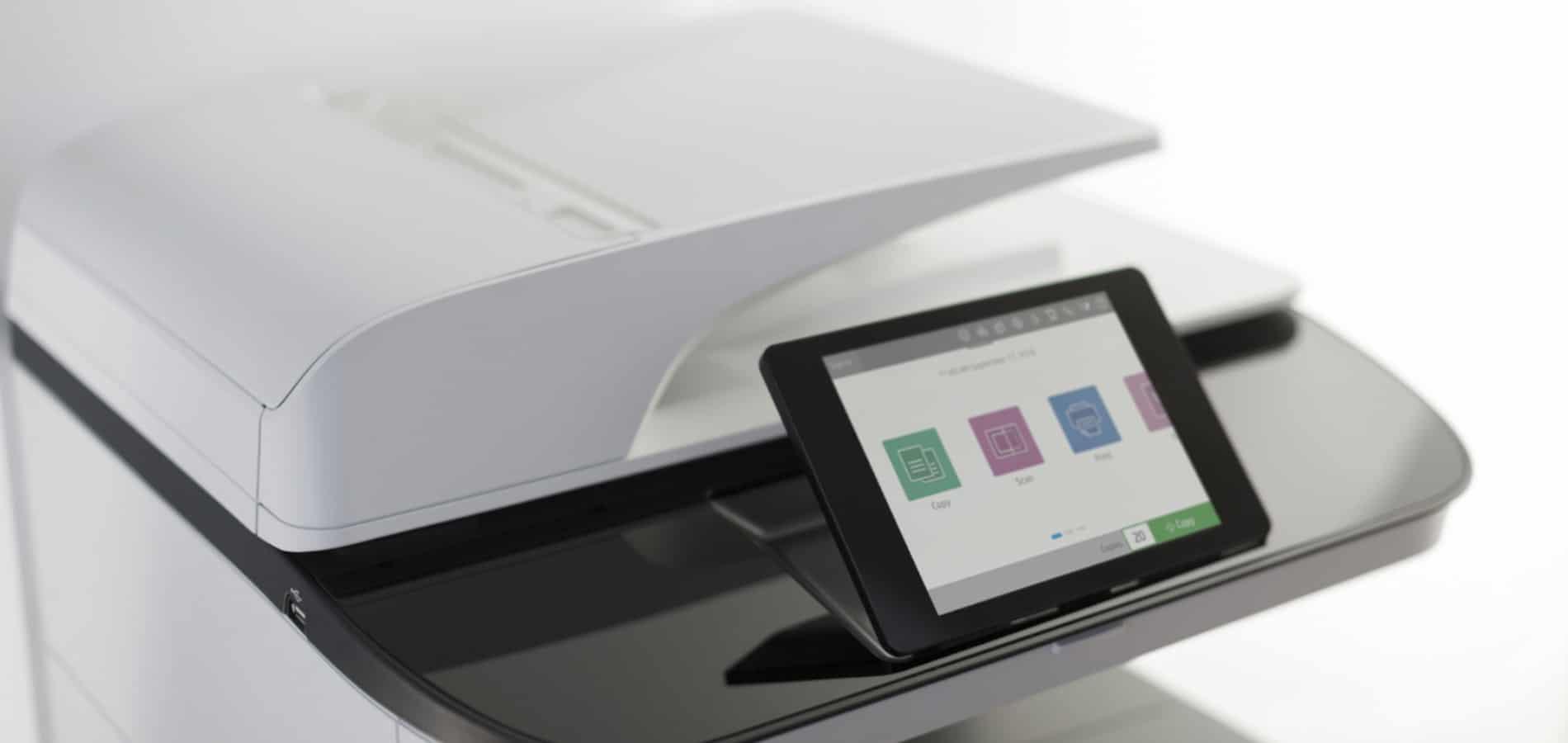 ADF - Unterstützt die Prozesse der Digitalisierung beim Kopierer oder Scanner.