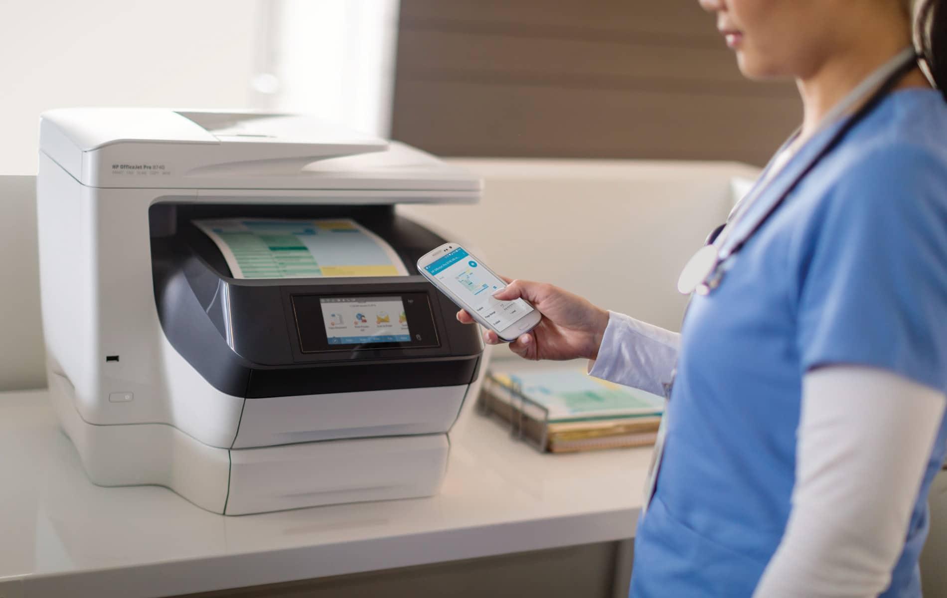 Treiber | Mobiles Drucken bzw. treiberloses Drucken ist in vielen Branchen. mittlerweile Standard.