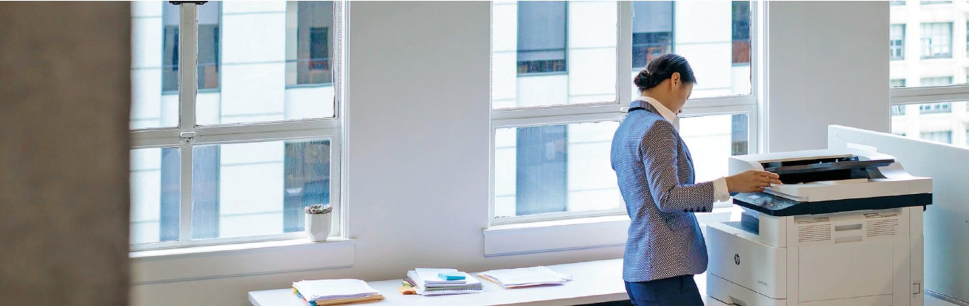 Mit HP Workpath schaffenSie sich Freiräume und verschlanken somit die Verwaltung (z.B. mit Dokumentenmanagementsysteme / DMS)