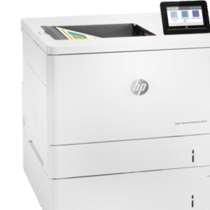 HP Color LaserJet Enterprise M555x - rechts