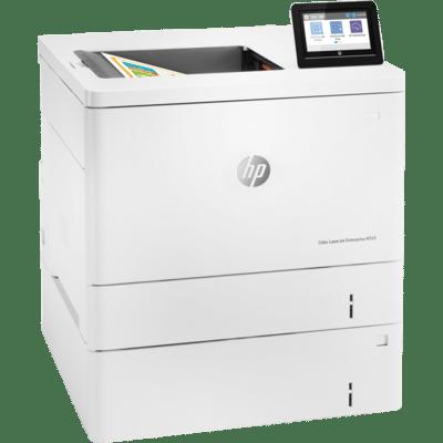HP Color LaserJet Enterprise M555x - rechts