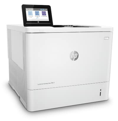 HP LaserJet Enterprise M611dn - rechts