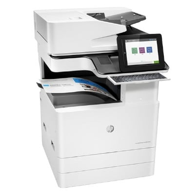 HP Color Laserjet Managed Flow MFP E78325z