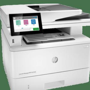 HP LaserJet Managed MFP E42540f - rechts