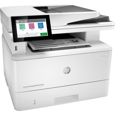 HP LaserJet Managed MFP E42540f - rechts