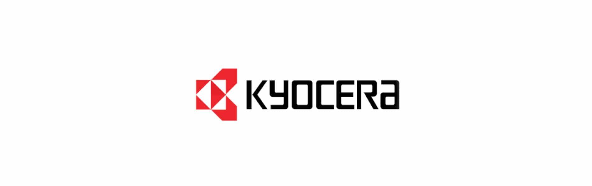 Kyocera gehört zu einer der weltweit führenden Anbieter von Drucker und Kopierer