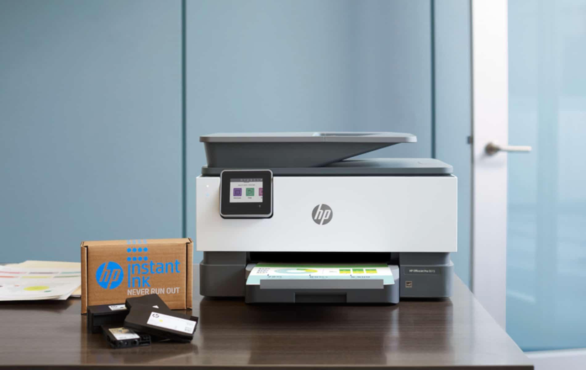 HP+ ist eine Erweiterung von HP Instant Ink
